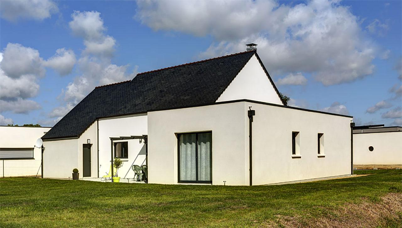 Pavillon angevin constructeur de maison r put en maine et loire 49 for Constructeur maison 49