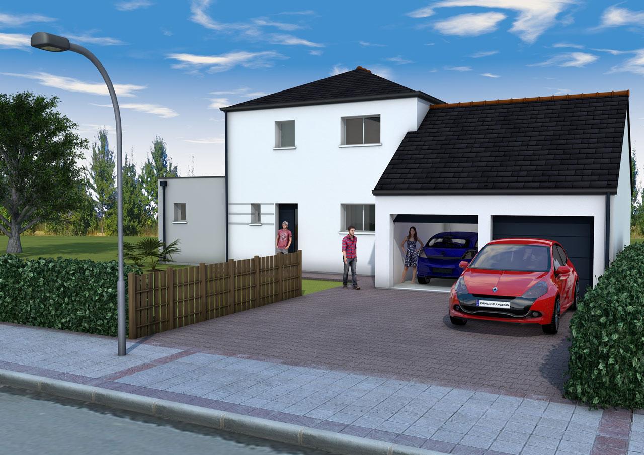 Faire construire sa maison en maine et loire - Lappartement tamka espace vie ludique ...