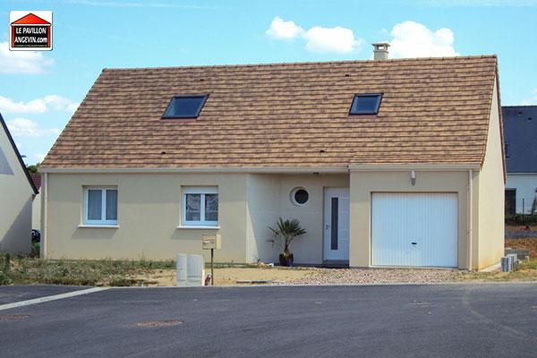 Constructeur de maison contemporaine en Maine-et-Loire