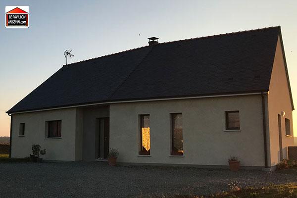 Constructeur de maison indviduelle en Maine-et-Loire