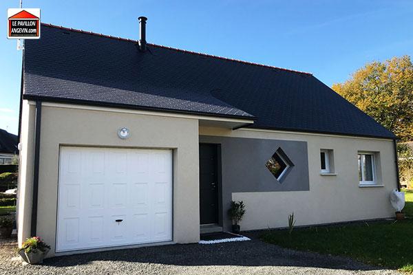Constructeur de maison individuelle Maine-et-Loire