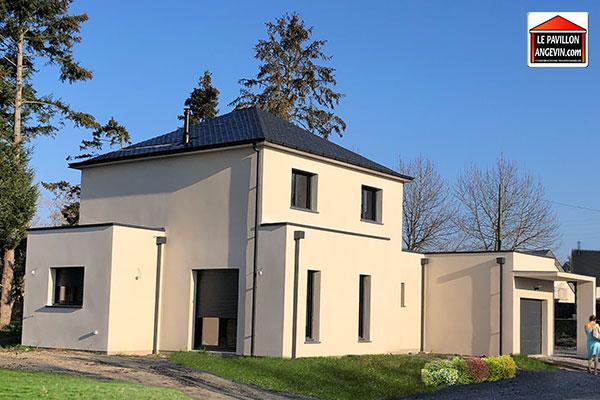 Maison individuelle Corzé Maine et Loire