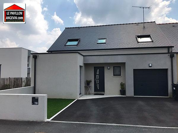 Constructeur de maison individuelle à Verrières-en-Anjou Maine-et-Loire