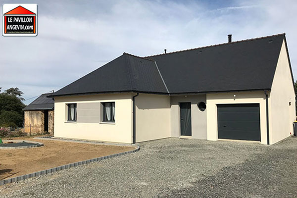 Constructeur de maisons dans le Maine et Loire Pavillon Angevin