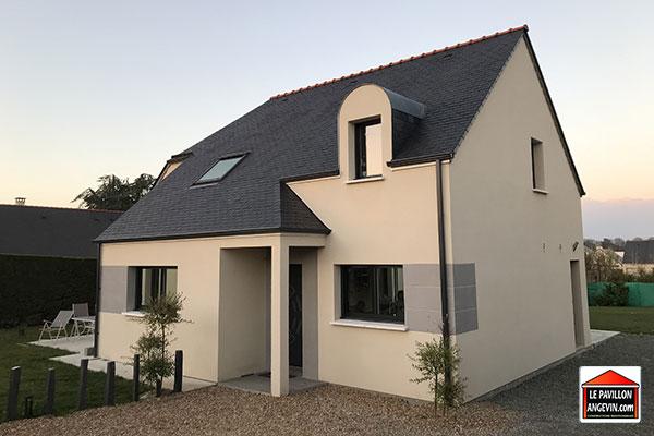 Constructeur de maison contemporaine en Maine-et-Loire 49