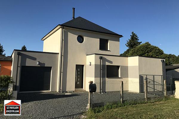 Constructeur de maisons comtemporaines proche d'Angers